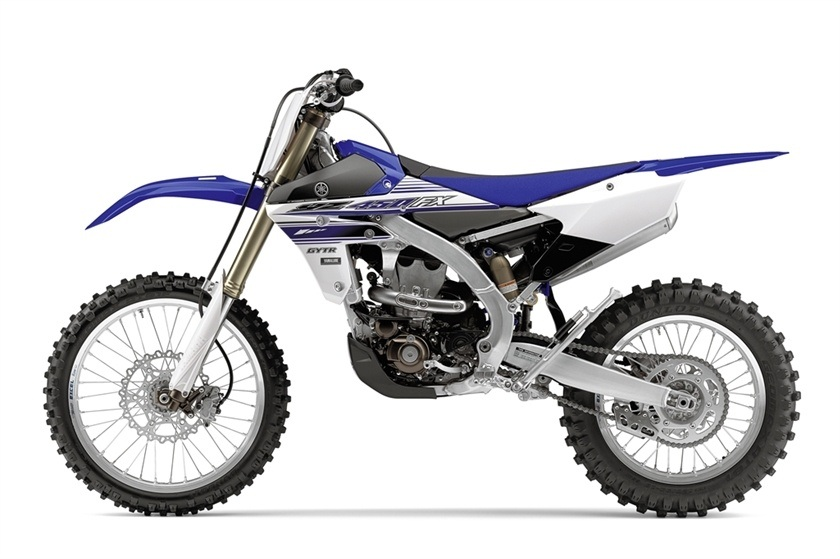 2016 Yamaha YZ450FX in Geneva, Ohio