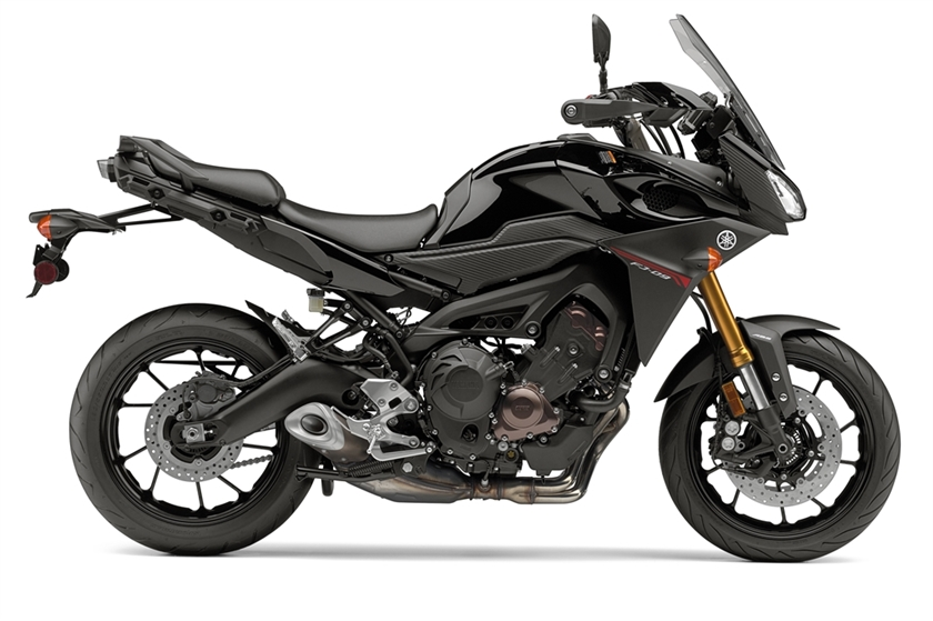 2016 Yamaha FJ-09 in Hendersonville, North Carolina