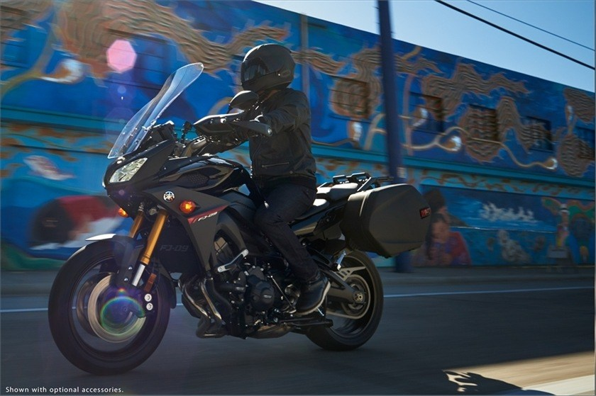 2016 Yamaha FJ-09 in Berkeley, California