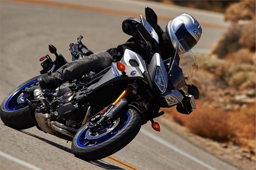 2016 Yamaha FJ-09 in Phillipston, Massachusetts