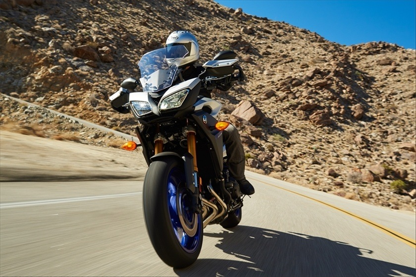 2016 Yamaha FJ-09 in San Marcos, California