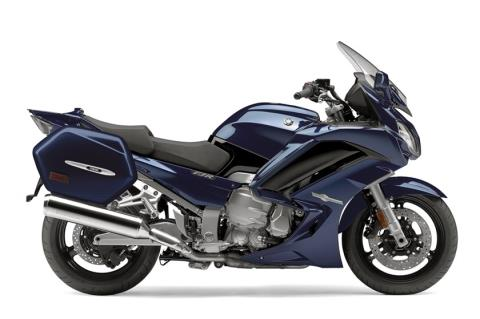 2016 Yamaha FJR1300A in Mount Vernon, Ohio