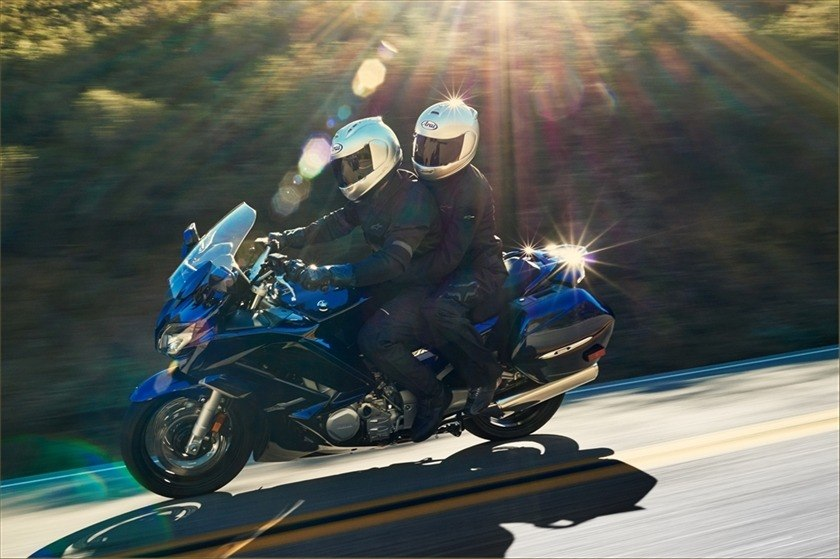 2016 Yamaha FJR1300A in Pittsburgh, Pennsylvania