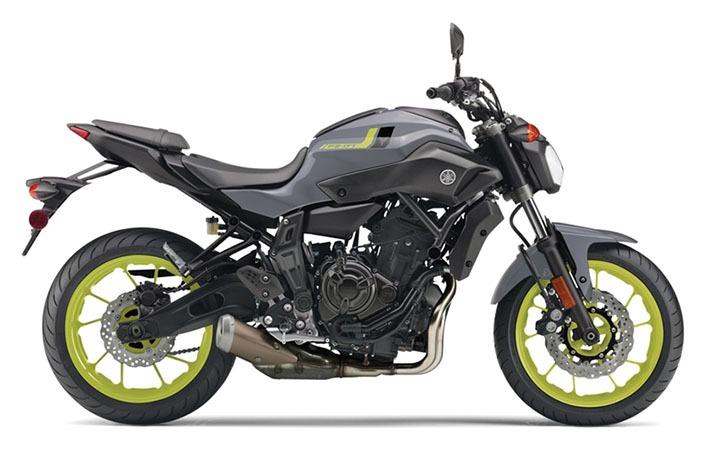 2016 Yamaha Fz 07 In Dayton Ohio