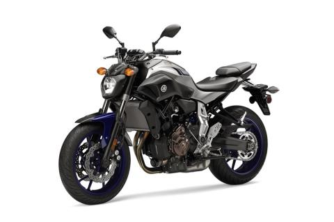 2016 Yamaha FZ-07 in San Jose, California