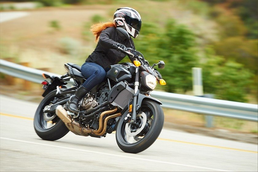 2016 Yamaha FZ-07 in Port Washington, Wisconsin
