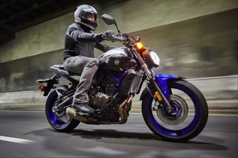 2016 Yamaha FZ-07 in Hailey, Idaho