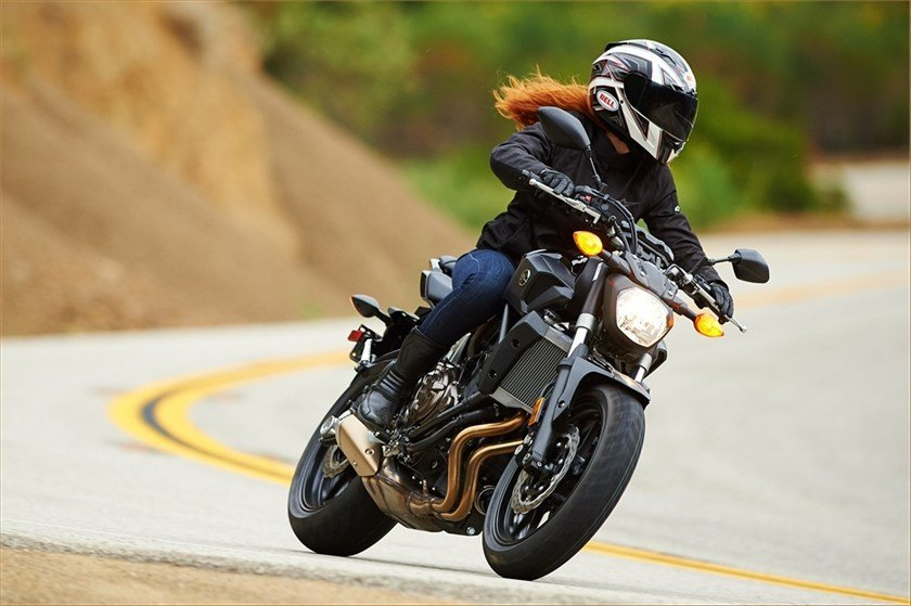 2016 Yamaha FZ-07 in Johnson City, Tennessee - Photo 11