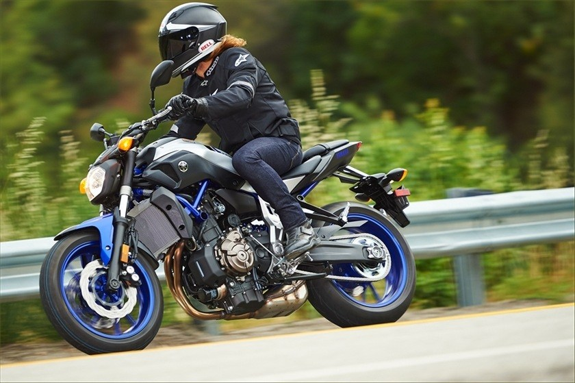 2016 Yamaha FZ-07 in Johnson City, Tennessee - Photo 15