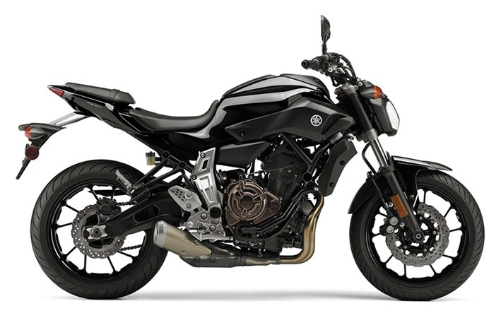 2016 Yamaha FZ-07 in Saint George, Utah - Photo 1