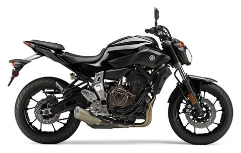 2016 Yamaha FZ-07 in Johnson City, Tennessee