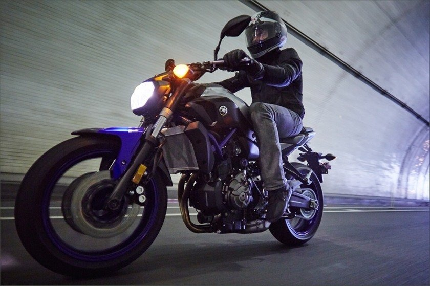 2016 Yamaha FZ-07 in Glen Burnie, Maryland