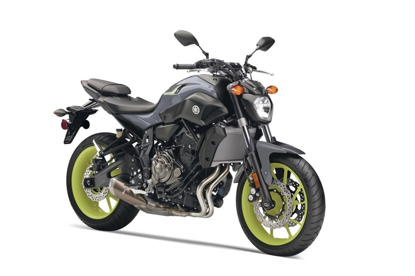 2016 Yamaha FZ-07 in Burleson, Texas
