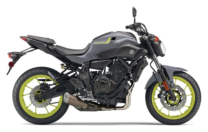 2016 Yamaha FZ-07 in Chula Vista, California - Photo 19