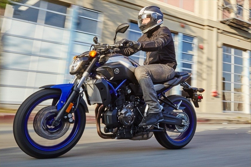 2016 Yamaha FZ-07 in State College, Pennsylvania