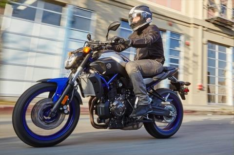 2016 Yamaha FZ-07 in Olympia, Washington