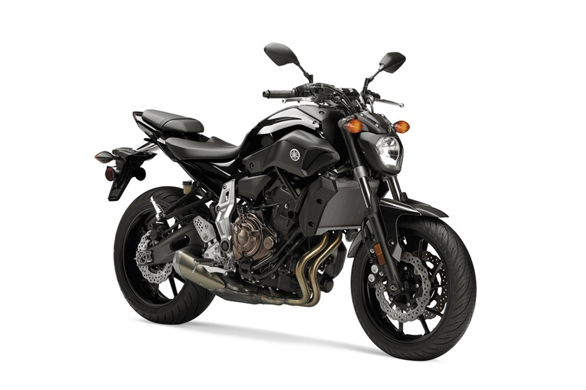 2016 Yamaha FZ-07 in Bakersfield, California - Photo 5