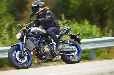 2016 Yamaha FZ-07 in Bakersfield, California - Photo 17