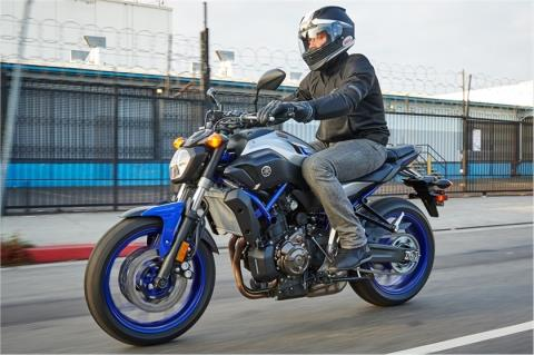 2016 Yamaha FZ-07 in Bakersfield, California - Photo 18