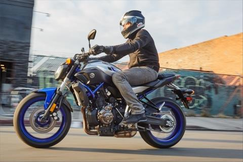 2016 Yamaha FZ-07 in Bakersfield, California - Photo 25
