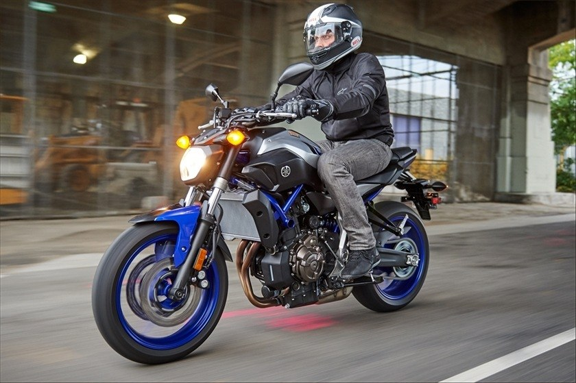 2016 Yamaha FZ-07 in Bakersfield, California - Photo 29