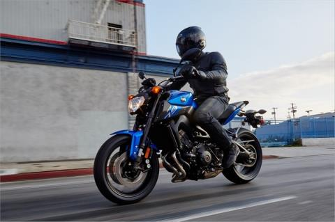 2016 Yamaha FZ-09 in Huron, Ohio