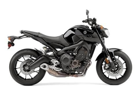 2016 Yamaha FZ-09 in Norfolk, Virginia
