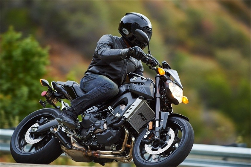 2016 Yamaha FZ-09 in Norfolk, Virginia - Photo 9