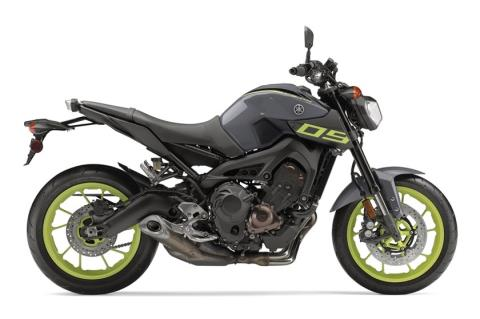 2016 Yamaha FZ-09 in Massapequa, New York