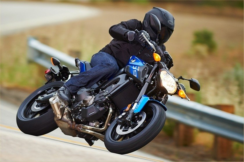 2016 Yamaha FZ-09 in Miami, Florida