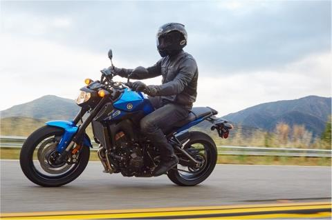 2016 Yamaha FZ-09 in Olympia, Washington