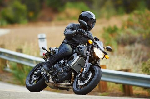 2016 Yamaha FZ-09 in Romney, West Virginia
