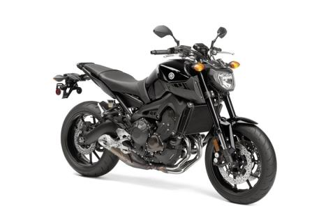 2016 Yamaha FZ-09 in Mount Vernon, Ohio
