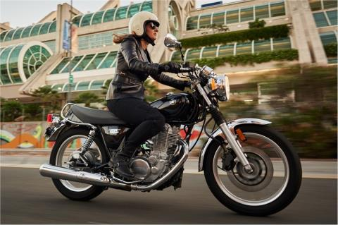 2016 Yamaha SR400 in Berkeley, California