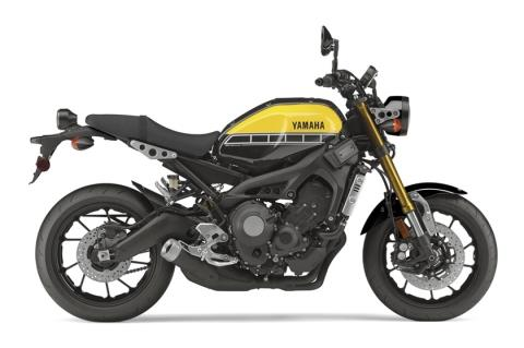 2016 Yamaha XSR900 in Johnson Creek, Wisconsin