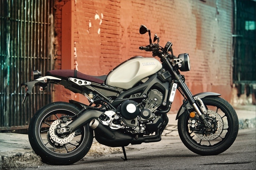 2016 Yamaha XSR900 in Brooklyn, New York