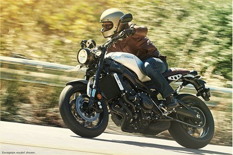 2016 Yamaha XSR900 in Berkeley, California