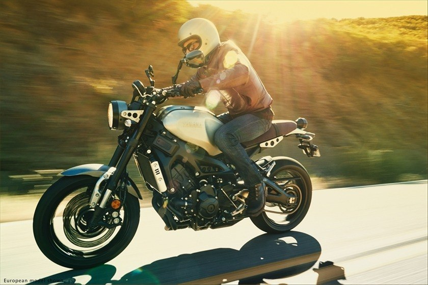 2016 Yamaha XSR900 in Romney, West Virginia