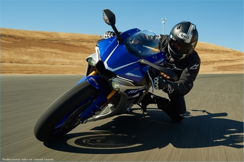 2016 Yamaha YZF-R1 in Lowell, North Carolina