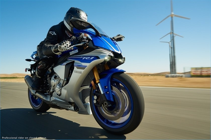 2016 Yamaha YZF-R1 in Tyrone, Pennsylvania