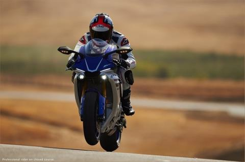 2016 Yamaha YZF-R1 in Berkeley, California