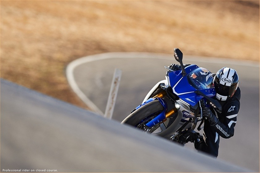 2016 Yamaha YZF-R1 in Johnson Creek, Wisconsin