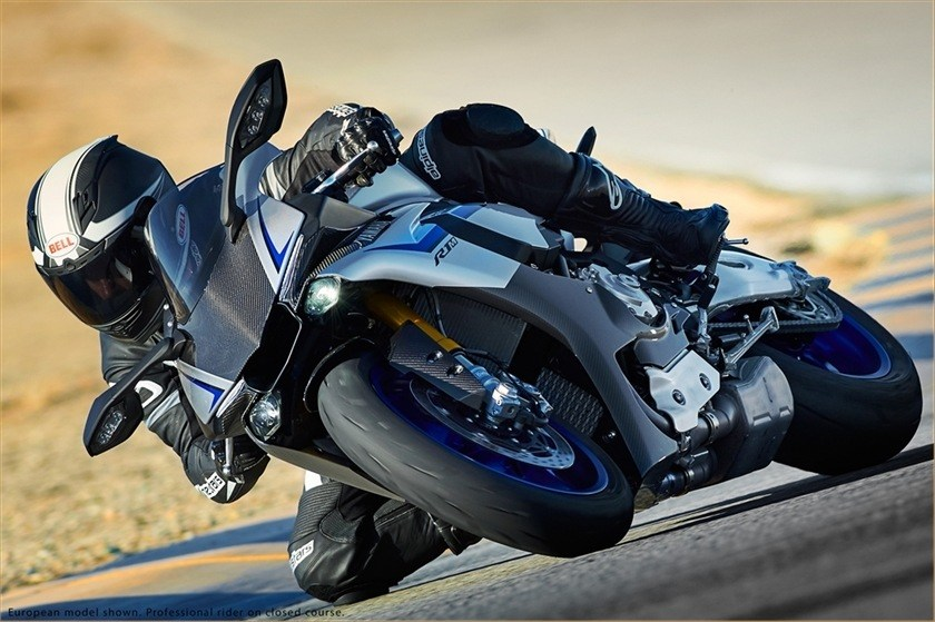 2016 Yamaha YZF-R1M in San Jose, California