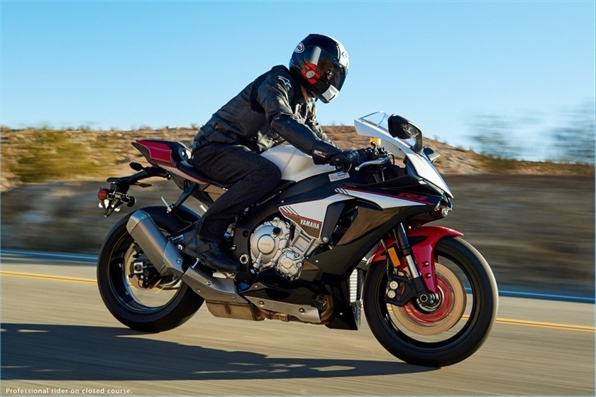 2016 Yamaha YZF-R1S in Berkeley, California