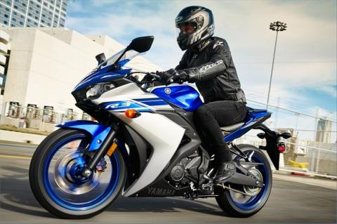 2016 Yamaha YZF-R3 in Brookfield, Wisconsin