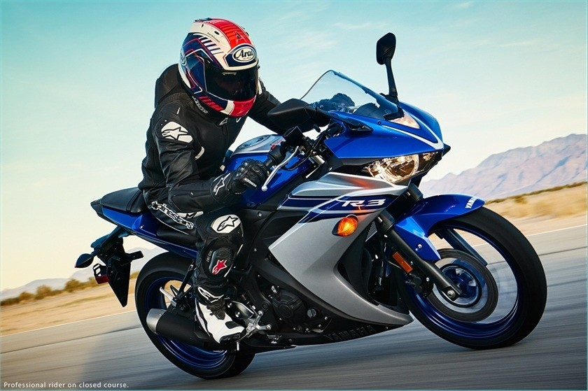 2016 Yamaha YZF-R3 in Kenner, Louisiana