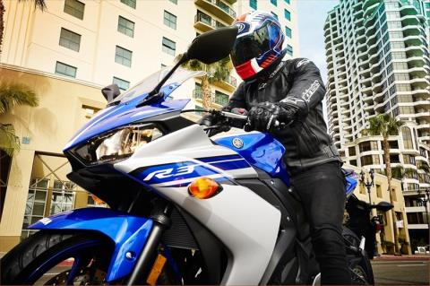 2016 Yamaha YZF-R3 in San Marcos, California