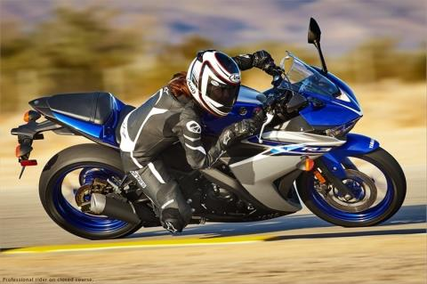 2016 Yamaha YZF-R3 in Johnson Creek, Wisconsin