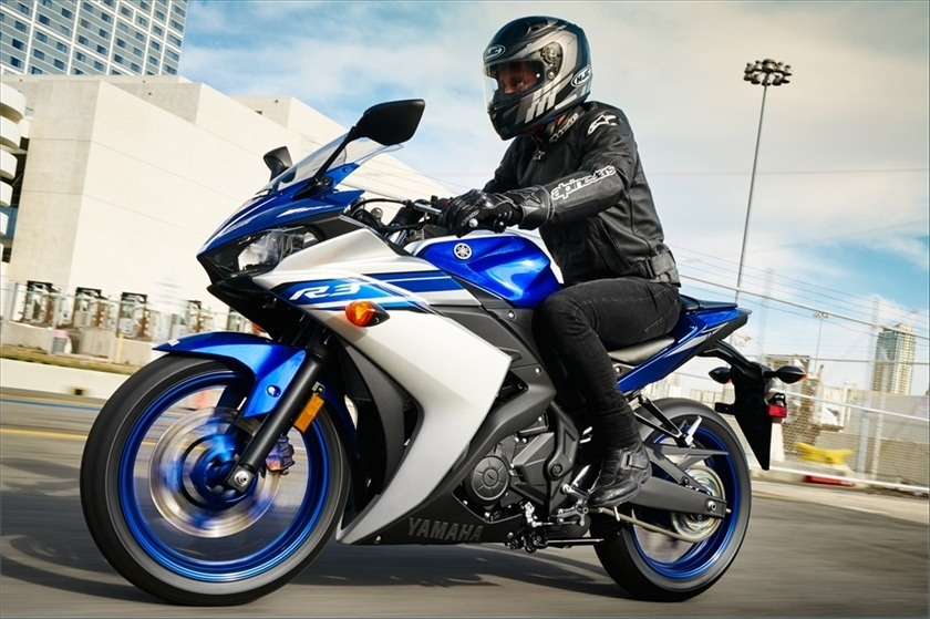 2016 Yamaha YZF-R3 in San Jose, California