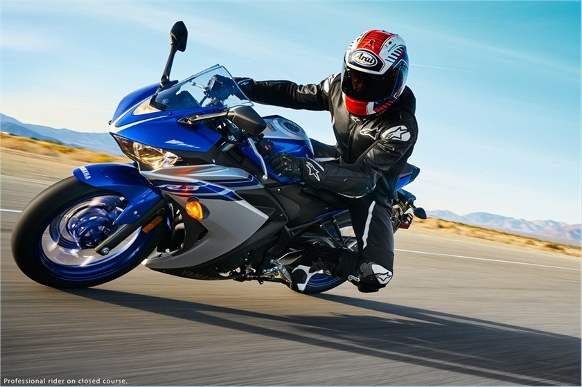 2016 Yamaha YZF-R3 in Kingsport, Tennessee